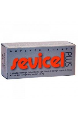 Sevicel Plus 30 pcs. Naturvita