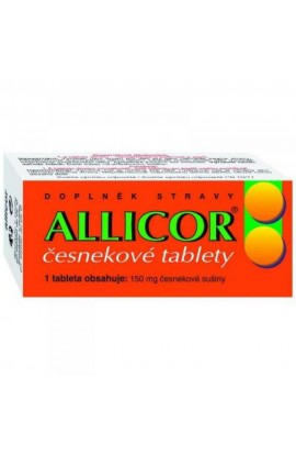 Allicor 'Garlic' 60 pcs Naturvita