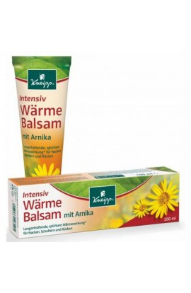 KNEIPP Warm balm with mountain arnica 100 ml