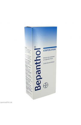 Bayer, BEPANTHOL KÖRPERLOTION SPENDERFLASCHE, 400 ml