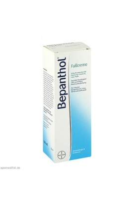 Bayer, Bepanthol Fußcreme, 100 ml