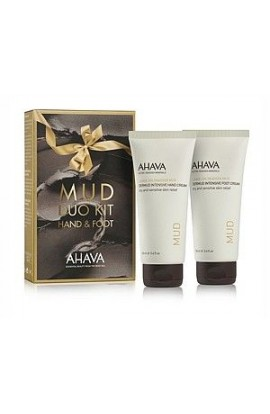 Ahava Duo Dermud Hand Cream and Foot Cream 100 ml