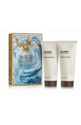 Ahava Duo Mineral Hand Cream and Foot Cream 100 ml