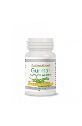 Gurmar Gymnema sylvestre (food supplement) 60 pcs. Blue step