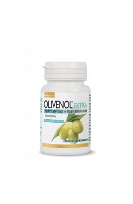 OLIVENOL EXTRA (food supplement) 60 pcs. Blue step