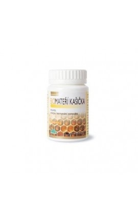 Royal jelly Bio (food supplement) 60 pcs Blue step