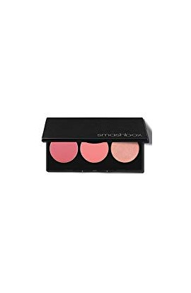 Smashbox, L.A. Lights Blush & Highlight Palette , Pacific Coast Pink, Blush , 8.7g