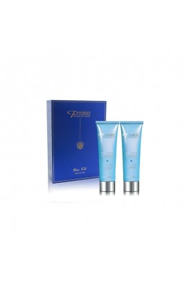 Premier Dead Sea DUO KIT BOX Set for the body double (hand cream 125 ml and foot cream 125 ml)
