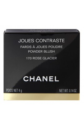 Chanel, Joues Contraste, blush, 4 g, shade: 170 Rose Glacier