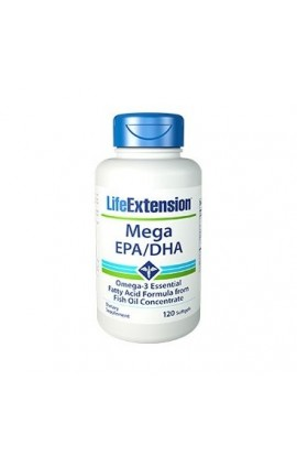 Omega-3 'Mega EPA / DHA' Epigemic (food supplement) 120 pcs Blue step