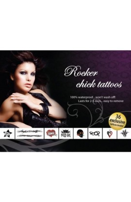 AdultBodyArt Set of sexy tattoos - FOR GUYS