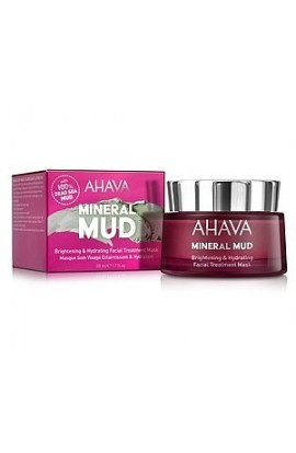 Ahava Cleansing and moisturizing facial mask 50 ml