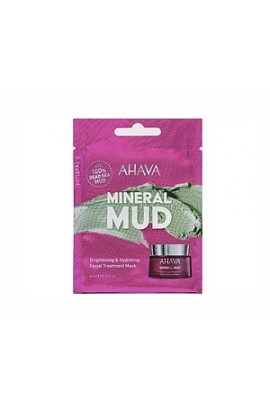 Ahava Cleansing and moisturizing facial mask 6ml