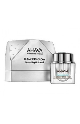 Ahava Diamond Glow luxury nourishing mud mask with diamonds 50 ml