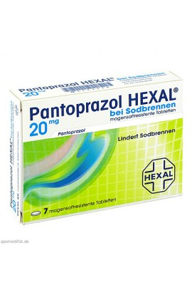 copy of STADA, Pantoprazol STADA protect 20mg, 14 tab