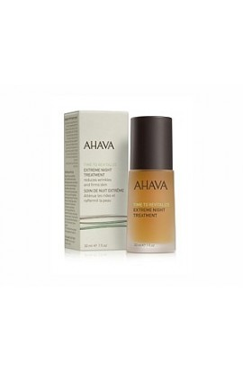 Ahava Extremely Rejuvenating Night Care Time to Revitalize 30 ml