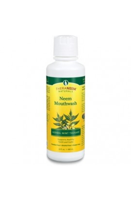 Mouthwash from the leaves of ninbo 473 ml Blue step