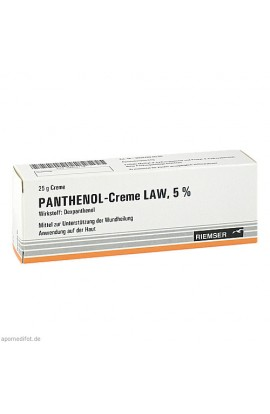 Abanta Pharma, PANTHENOL-CREME LAW, Пантенол -крем ЛАВ, 25 g