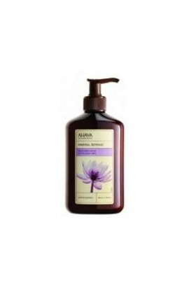 Ahava Velvet body milk with lotus and chestnut 400 ml