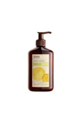 copy of Ahava Velvet body milk with lotus and chestnut 400 ml