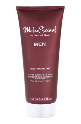 Sea of Spa, Metro Sexual, After-shave balm with cooling effect, 150 ml
