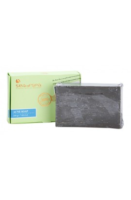 Sea of Spa, Essential Dead Sea Treatment, solid acne soap, 200g