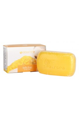 Sea of Spa, Essential Dead Sea Treatment,solid soap with sulfur, 125g