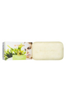 Sea of Spa, Essential Dead Sea Treatment, solid anti-cellulite soap with seaweed, 100g