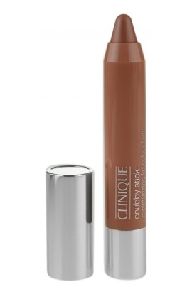 Clinique, Chubby Stick, moisturizing lipstick, 3 g, Shade: 09 Heaping Hazelnut