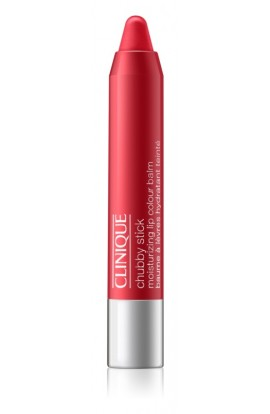 Clinique, Chubby Stick, moisturizing lipstick, 3 g, Shade: 11 Two Ton Tomato