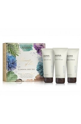 Ahava Gift Set Elemental Body Trio