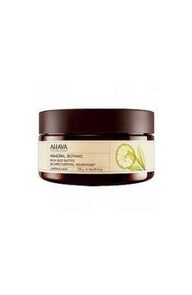 Ahava Rich body butter with lemon and sage 235 g