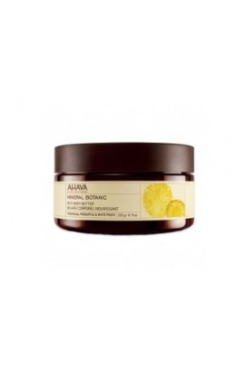 Ahava Rich body butter with tropical pineapple and white peach 235 g