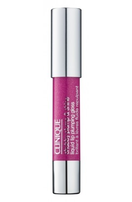 Clinique, Chubby Plump & Shine, moisturizing lip gloss, 3.9 g, Shade: 07 Goliath Grape