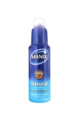 Manix, Лубрикант 100 мл., Natural Gleitgel 100 ml