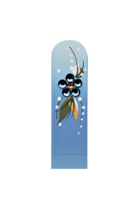 Fulgent World, Nail file, Hand Painted Collection, PL HF49m-03