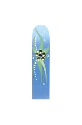 Fulgent World, Nail file, Hand Painted Collection, PL HF49m-0311