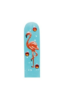 Fulgent World, Nail file, Hand Painted Collection, PL HZ04m-08