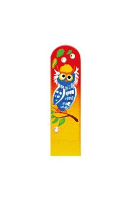 Fulgent World, Nail file, Hand Painted Collection, PL HZ05m-1009