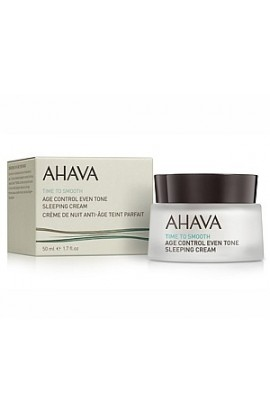 Ahava Age Control Brightening Night Cream 50 ml