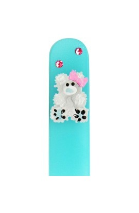 Fulgent World, Nail file, Hand Painted Collection, PL HZ13m-08