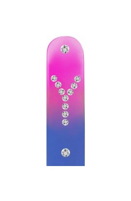 Fulgent World, Nail file, Alphabeth Collection, PL SWAZs-0506Y