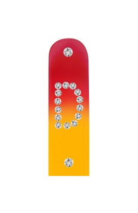 Fulgent World, Nail file, Alphabeth Collection, PL SWAZs-1009D