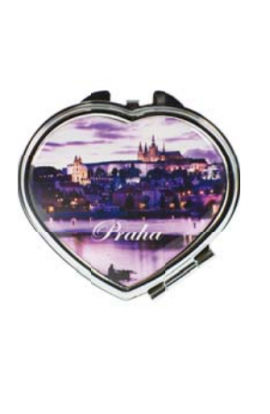 Fulgent World, Heart-Shaped Mirrors, ZS-04