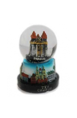 Fulgent World, Snow Balls, Snow Globe, VK-09, 45мм