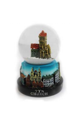 Fulgent World, Snow Balls, Snow Globe, VK-11, 45мм