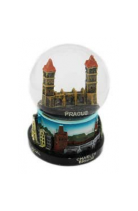Fulgent World, Snow Balls, Snow Globe, VK-12, 45mm