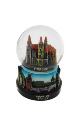 Fulgent World, Snow Balls, Snow Globe, VK-03, 65mm