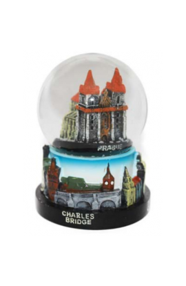 Fulgent World, Snow Balls, Snow Globe, VK-05, 65mm