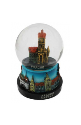 Fulgent World, Snow Balls, Snow Globe, VK-06, 65mm